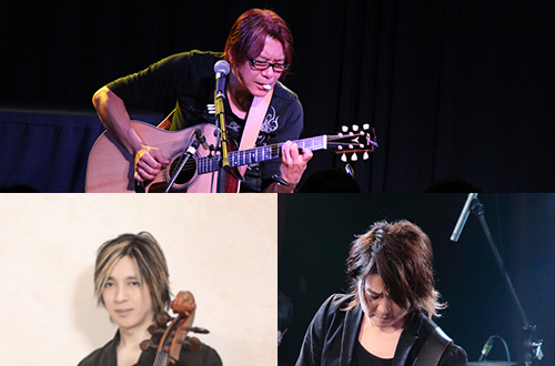 祝!! 1624 6(!)周年記念 Special 3days Live Special Acoustic Live『ACE with BLOID』